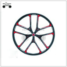 27.5 inch magnesium fixie wheels