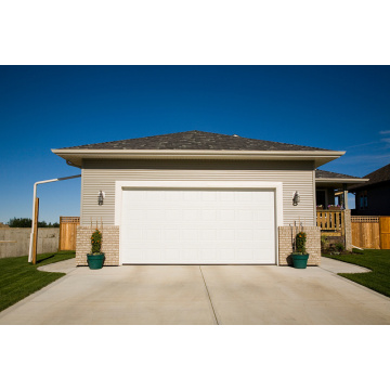 Residential Sectional Overhead Garage Door