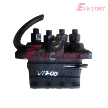 VOLVO D7E injector nozzle D7E fuel injection pump