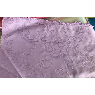 100% Polyster Microfiber Bedsheet Embossed Fabric