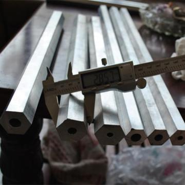 High Permance for Extruded Aluminium Alloy Profiles Aluminium extrusion hexagon  bar 7050 T6 supply to Russian Federation Supplier