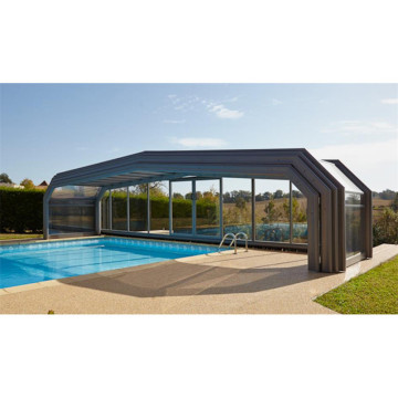 Polycarbonate Swimming Pool Cover