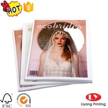 Fashion Cheap Magazine Printing Service