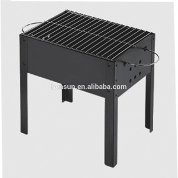 Portable BBQ Charcoal Grill Colorful Grill for Picnic
