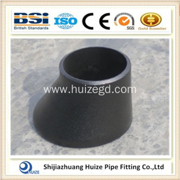 A 234 Gr.WPB Ecc Reducer with Black Painted