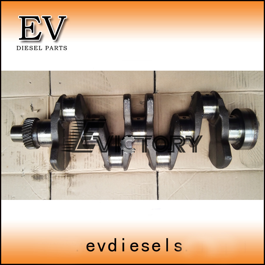 4TNE98 crankshaft