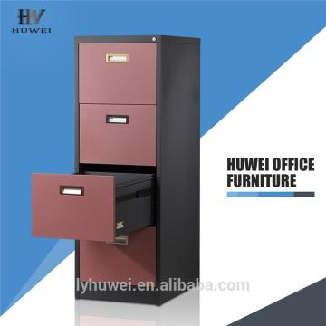 4 Drawer Metal File Archive Cabinets