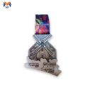 Best running race silver medals