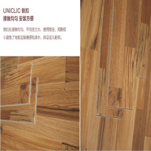 Decoration wood grain spc pvc vinyl plank flooring