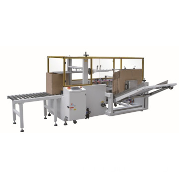 Automatic box unpacker with CE