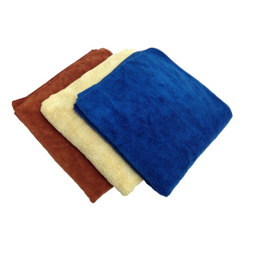 Microfiber Long-short Pile Cleaning Towel
