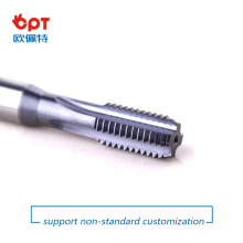 Wholesale price stable quality for Carbide Tap Set Solide carbide  Britain cutter taps export to Italy Exporter