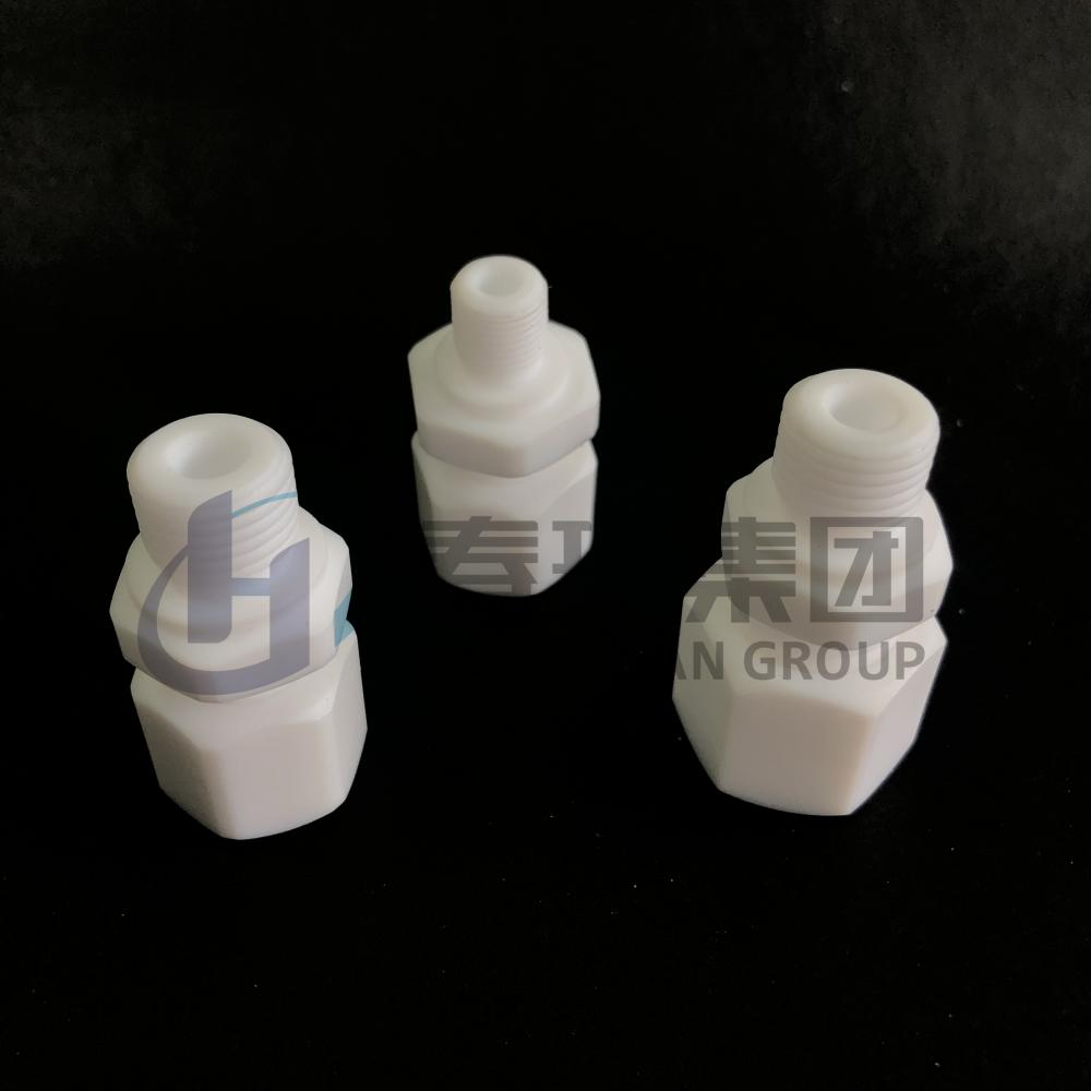 PTFE CNC Machined Part