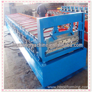 automatic color steel 840 type roll forming machine