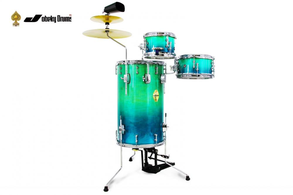 Vertical 3 Pieces Drum Set