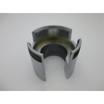 S45C Steel CNC Machined Parts with Induction Hardening
