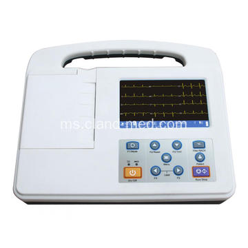 Electromardiograph Machine ECG Digital Channel 1 Portable