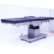 Goods high definition for Electric Hydraulic Operating Bed Medical Emergency Room Equipment Operating Tables supply to Poland Factories