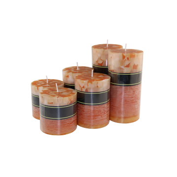 Scent Cylinder Pillar Candle Wholesale