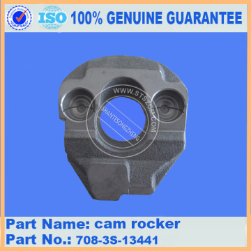 PC50MR-2 cam rocker 708-3S-13441 komatsu excavator parts
