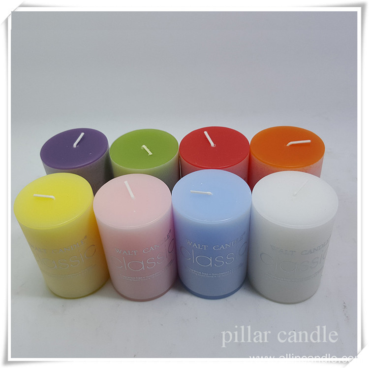 Christmas Celebrate Decoration Pillar Candles Cheap Bulk