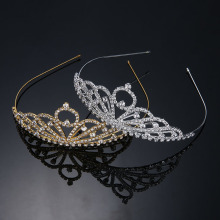 Wholesale Rhinestone Wedding Crown And Tiara
