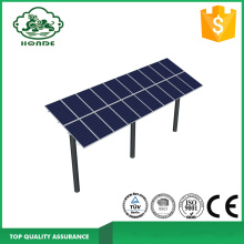 Aluminum Rail for Single Ramming Pole System