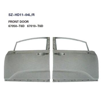 Steel Body Autoparts Honda 2015 Odyssey FRONT DOOR
