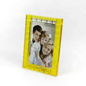 Desktop Mirrored Acrylic Photo Plaque Frames