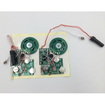 Motion Sensor Sound Module  Sound Chip