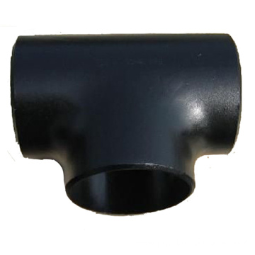 Asme B16.9 A860 WPHY52 Butt Welded Equal Tee