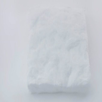 Insulation white glass cotton material