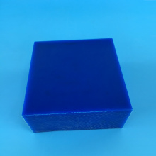 Customized Made Blue/White Clear Polyamide Plate