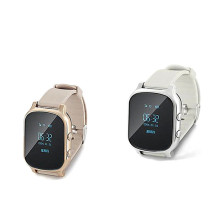 Functional Smart GPS Watch GSM Tracker for Children