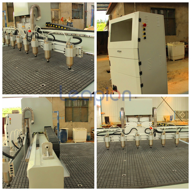 Vacuum table & separate cabinet