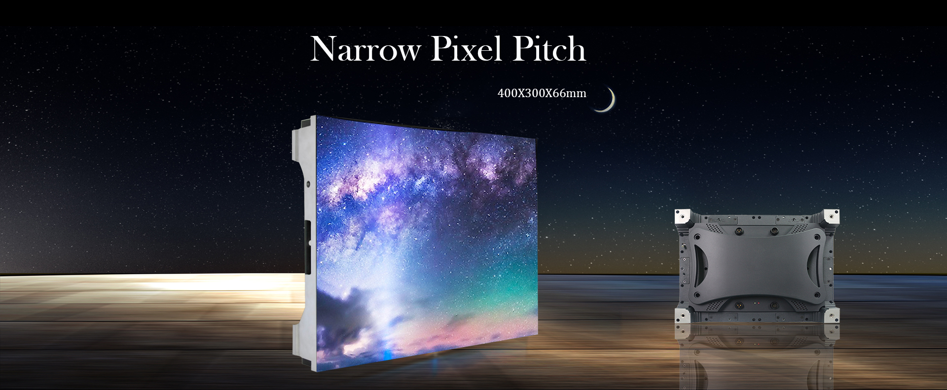 Narrow Pixel Pitch Indoor UHD led display wall