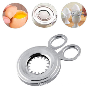 Stainless Steel Kitchen Tool Egg Topper