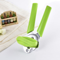 Stainless Steel Can Opener with Lid Lifter