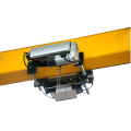Single Beam 10ton Overhead Bridge Crane for Precast