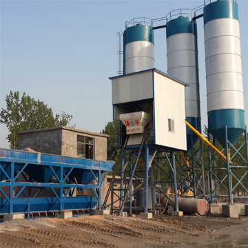 Selected ready mix concrete batching plant for Australia