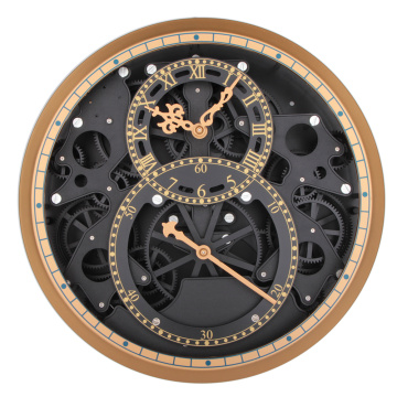 ABS Gear Wall Clock