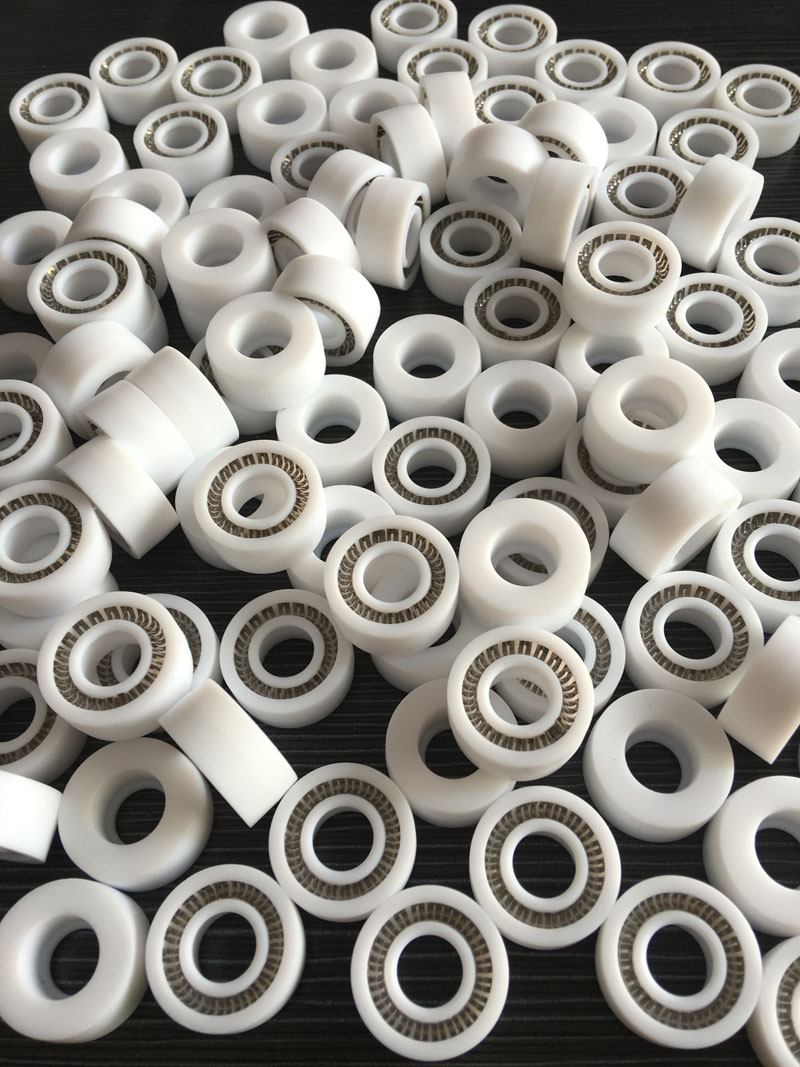 White Ptfe Oil Seal
