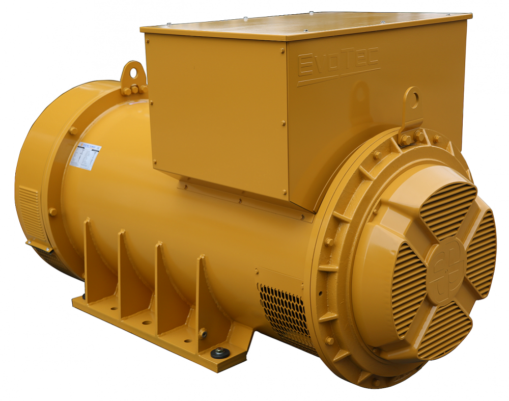 High Efficiency EvoTec Marine Generator