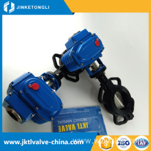 high quality urban construction professional produce din lug style butterfly valve