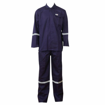 Blue Flame Retardant for Industrial Workers