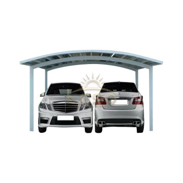 Roof Flat Sheet Shelter Car Shed Plastic Carport