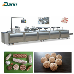 Best Price for for Cereal Bar Making Machine Energy Fruit Snack Bar Making Machine supply to Germany Suppliers