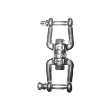 Swivel Jaw Shackle For Watercraft Trailers