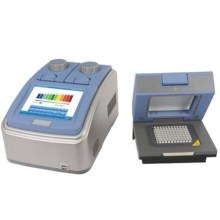Touch Screen Smart Double Blocks Thermal Cycler
