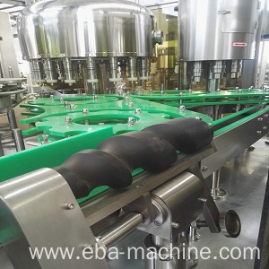Small Bottled Table Water Production Line Machine